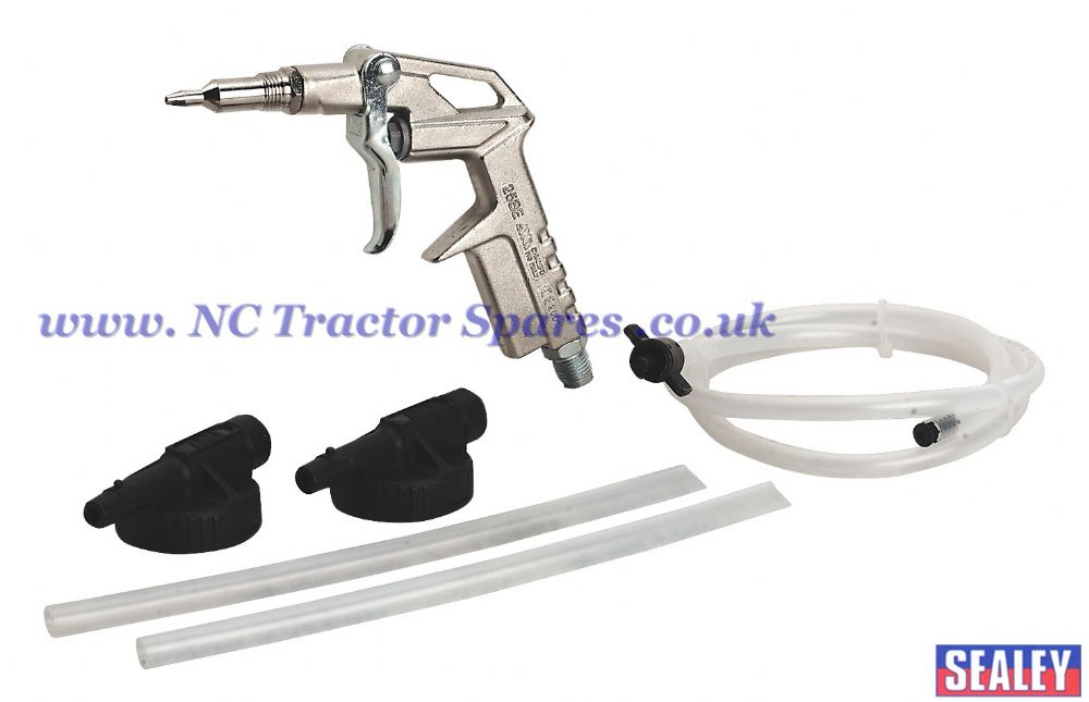Underbody Coating/Wax Injector Kit Disposable Heads